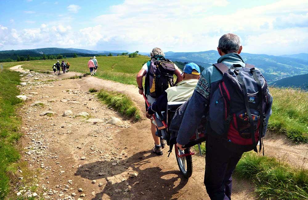 Séjour thématique randonnée Vosges aux 4 Vents