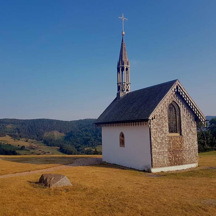 La Chapelle des Vés, idée séjour groupe de randonnées - village vacances 4 Vents Vosges