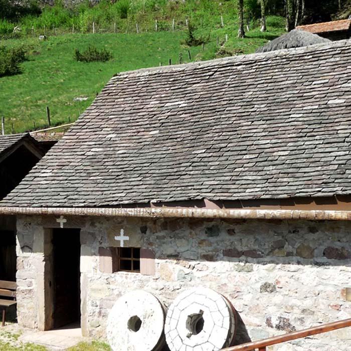 Chateau Lambert, musée de la montagne - Vosges village vacances 4 Vents