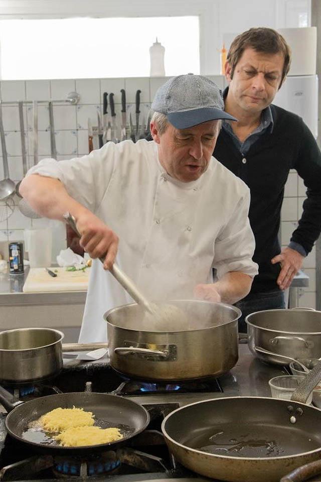 Chef de cuisine du village vacances les 4 vents Vosges