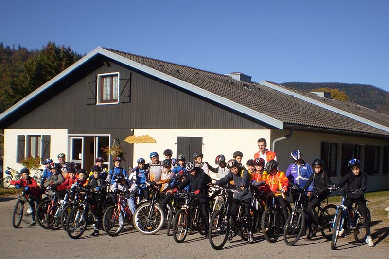 Les 4 Vents, partenaire de la Fédération Française de Cyclotourisme