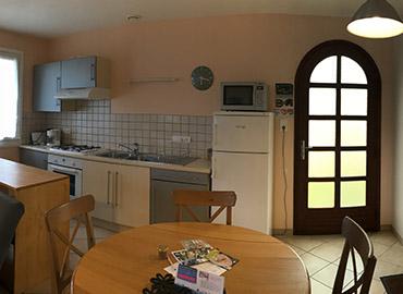 gîte intérieur village vacances les 4 Vents Vosges