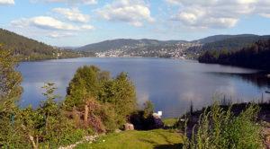 Lac de Gerardmer - Hautes Vosges - village vacances 4 Vents