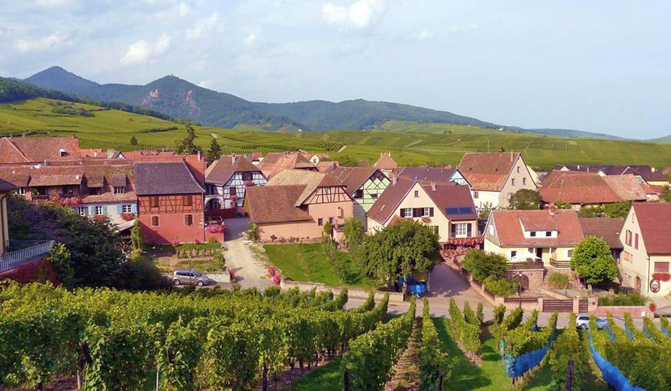 Journée tourisme découverte pour groupe de randonneurs aux 4 Vents Vosges