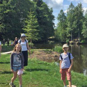 vacances d'été et bon plan au cœur des Vosges