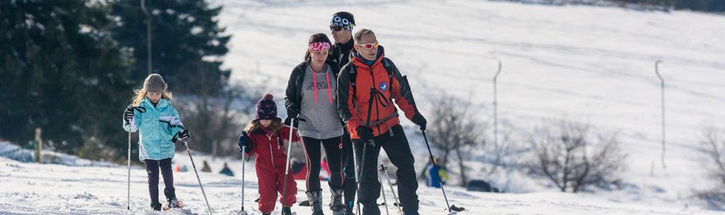 Réservez vos vacances d'hiver sans engagement au village vacances les 4 Vents