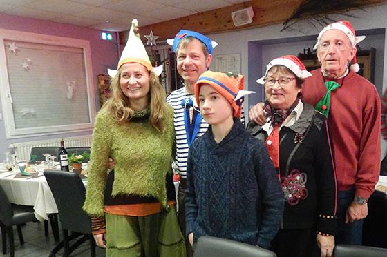 Réveillon contes et légendes au village vacances les 4 Vents