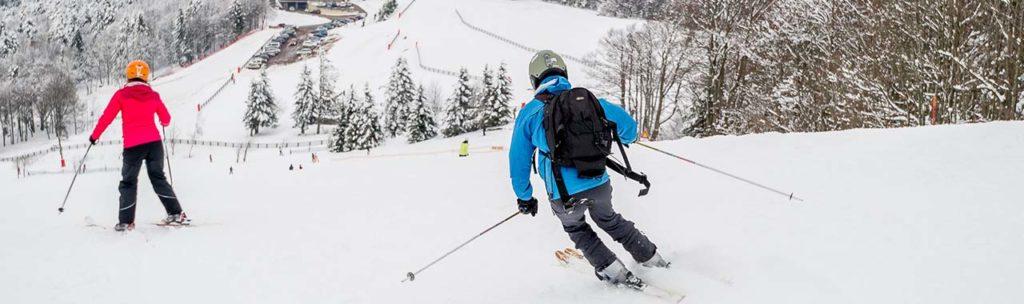 Info vacances d'hiver Vosges du village les 4 Vents Ramonchamp